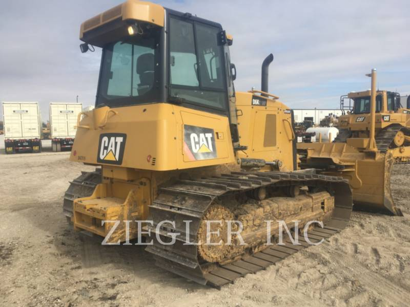 CATERPILLAR TRACK TYPE TRACTORS D6K2LGPA equipment  photo 4