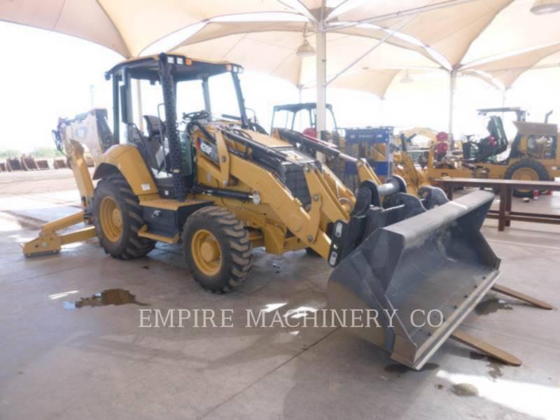 CATERPILLAR BACKHOE LOADERS 420F24EOIP equipment  photo 1