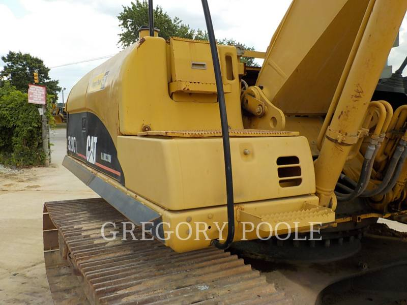 CATERPILLAR KETTEN-HYDRAULIKBAGGER 320C L equipment  photo 6