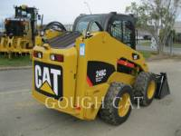 Equipment photo CATERPILLAR 246C MINICARREGADEIRAS 1