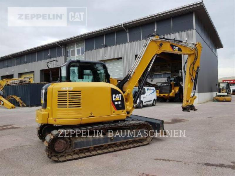 CATERPILLAR ESCAVATORI CINGOLATI 308E2CRSB equipment  photo 3