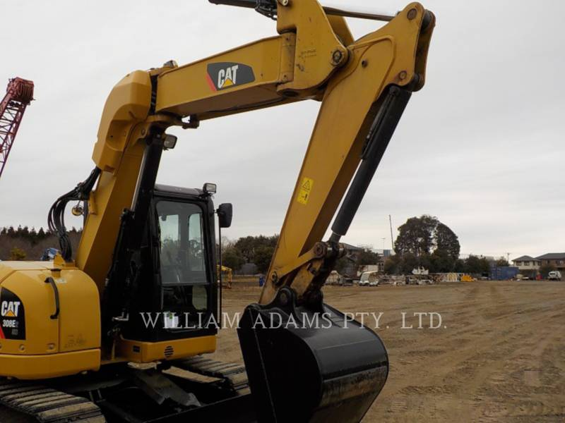 CATERPILLAR EXCAVADORAS DE CADENAS 308E equipment  photo 5