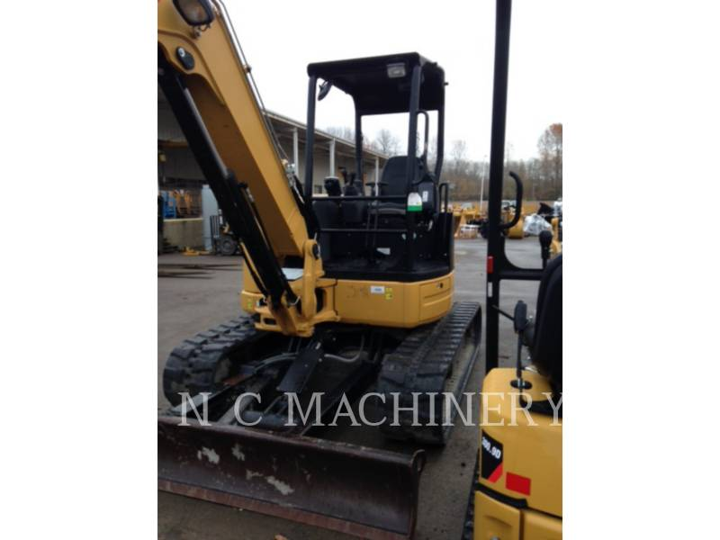CATERPILLAR TRACK EXCAVATORS 305.5ECRCN equipment  photo 3