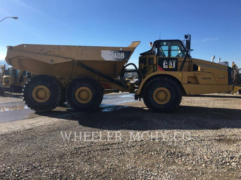 Caterpillar CAMIOANE ARTICULATE 740B TG equipment  photo 4