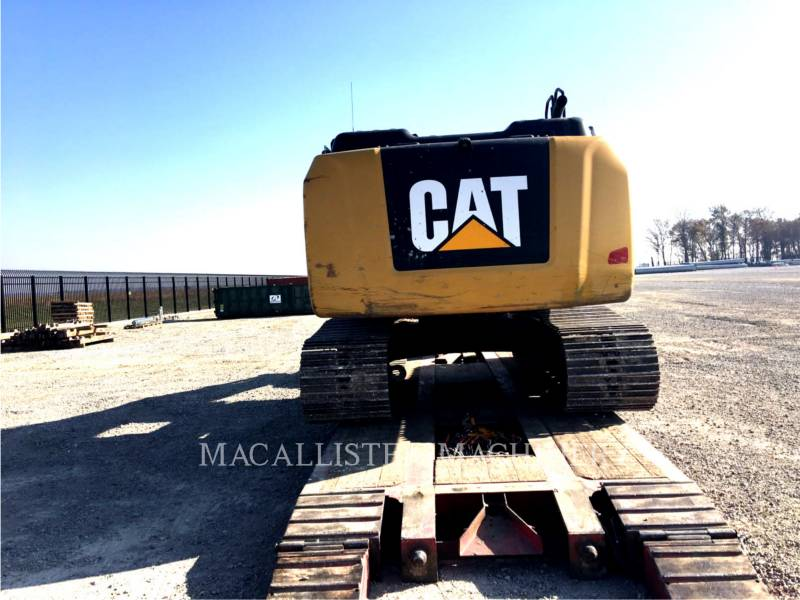 CATERPILLAR PELLES SUR CHAINES 320EL equipment  photo 4
