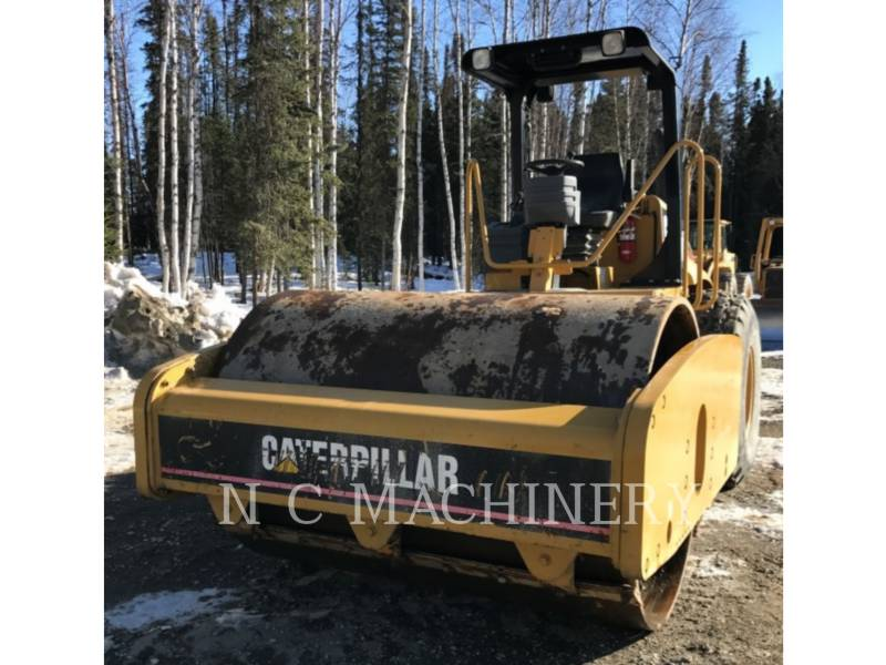 CATERPILLAR COMPACTADORES DE SUELOS CS583E equipment  photo 3