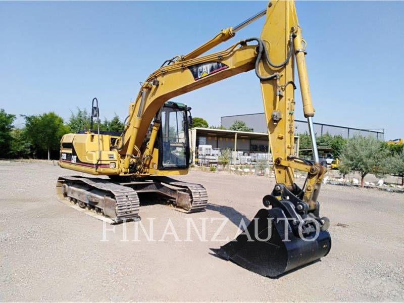 CATERPILLAR TRACK EXCAVATORS 312B equipment  photo 2