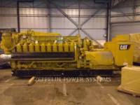 Equipment photo CATERPILLAR G3520C UNUSED STATIONÄR – ERDGAS 1