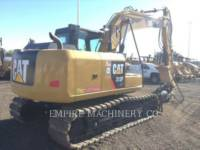 CATERPILLAR PELLES SUR CHAINES 313FL GC P equipment  photo 2