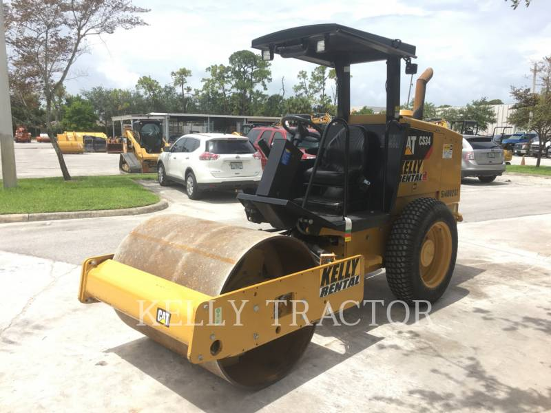 CATERPILLAR COMPACTADORES DE SUELOS CS34 equipment  photo 1