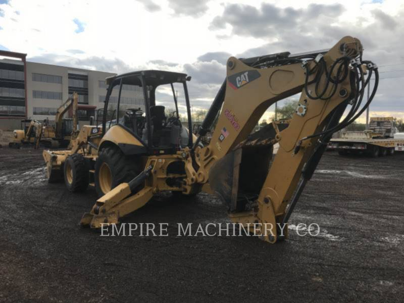 CATERPILLAR BACKHOE LOADERS 450F 4EOMP equipment  photo 3