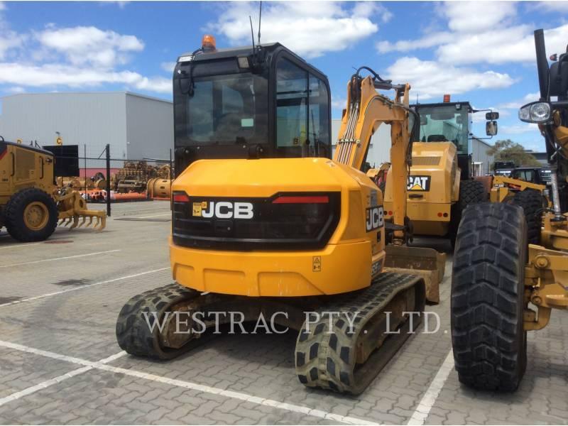 JCB TRACK EXCAVATORS 65R1 equipment  photo 3