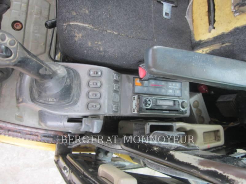 CATERPILLAR PELLES SUR CHAINES 308CCR equipment  photo 12