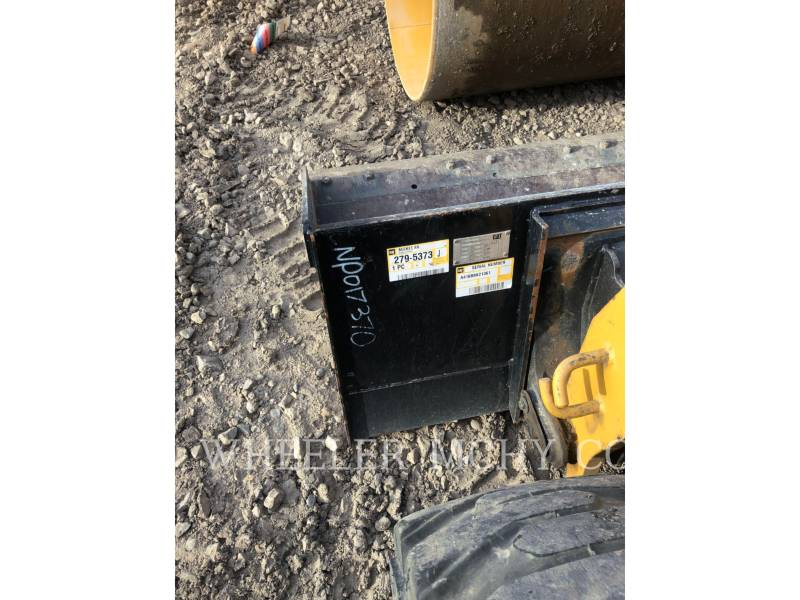 CATERPILLAR PALE COMPATTE SKID STEER 246D C3-H2 equipment  photo 9