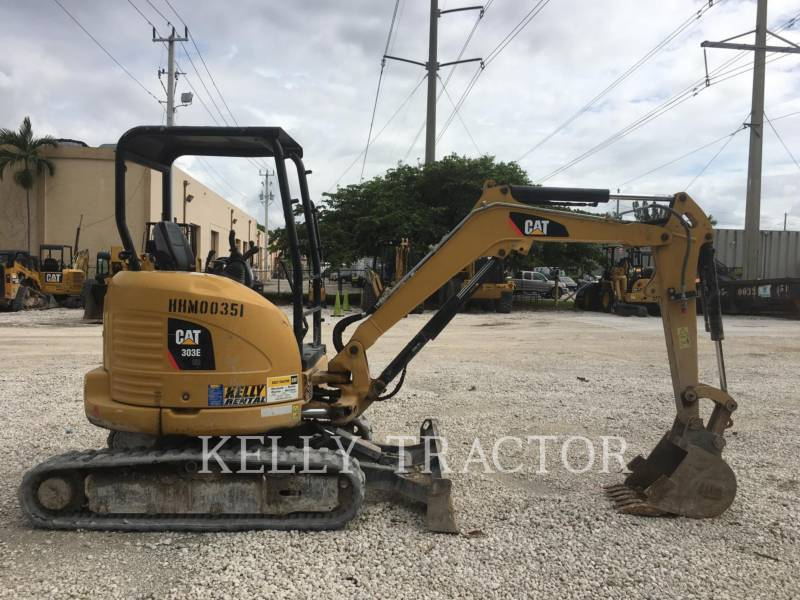 CATERPILLAR PELLES SUR CHAINES 303ECR equipment  photo 8