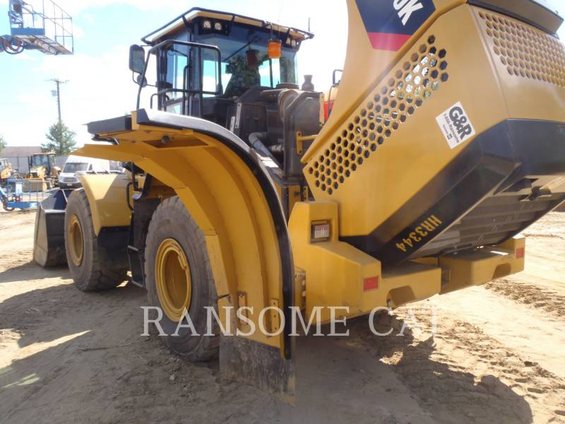 CATERPILLAR WHEEL LOADERS/INTEGRATED TOOLCARRIERS 950K equipment  photo 22
