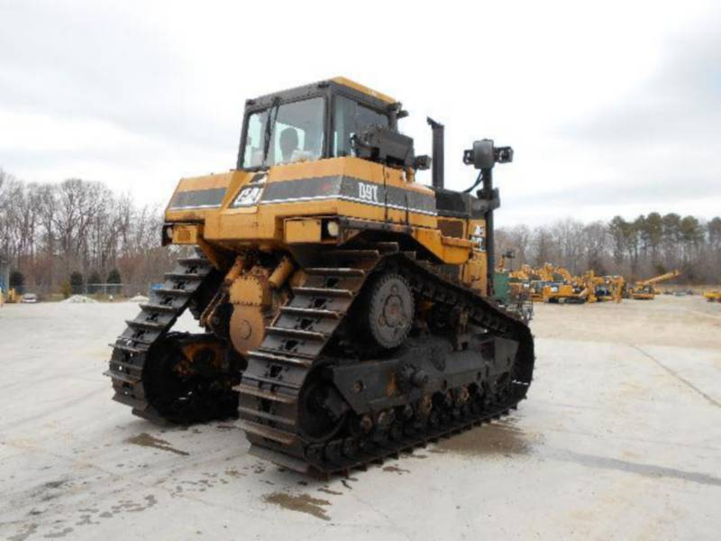 CATERPILLAR MINING TRACK TYPE TRACTOR D9T equipment  photo 7