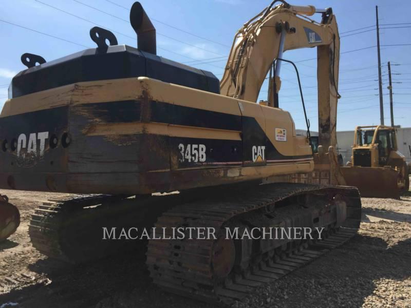 CATERPILLAR TRACK EXCAVATORS 345BIIL equipment  photo 2