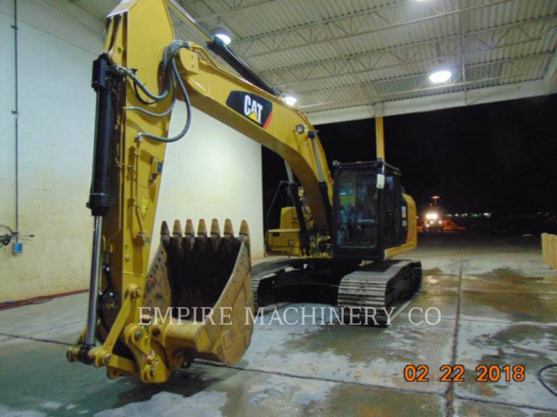 CATERPILLAR PELLES SUR CHAINES 323FL    P equipment  photo 4