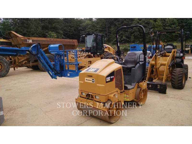 CATERPILLAR COMPACTORS CB14B equipment  photo 3