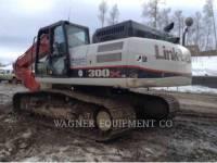 LINK-BELT CONST. TRACK EXCAVATORS 300X3 THB equipment  photo 7