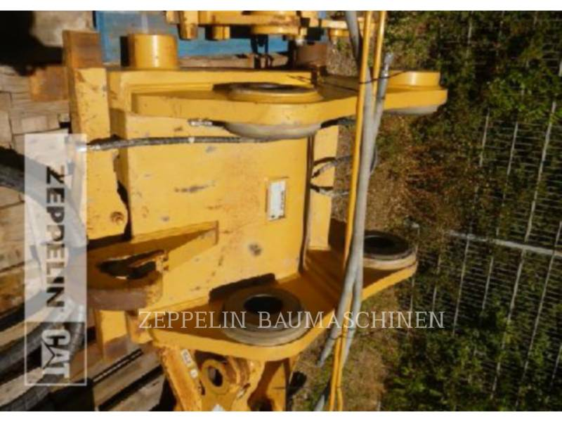 VERACHTERT AG - HECKBAGGER-ARBEITSGERÄT CW70H equipment  photo 1
