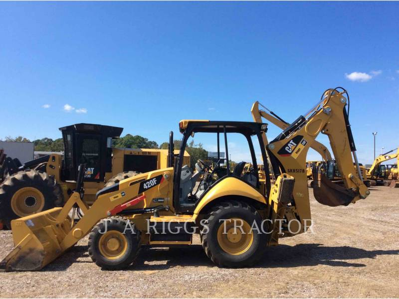 CATERPILLAR RETROEXCAVADORAS CARGADORAS 420F 4 equipment  photo 3