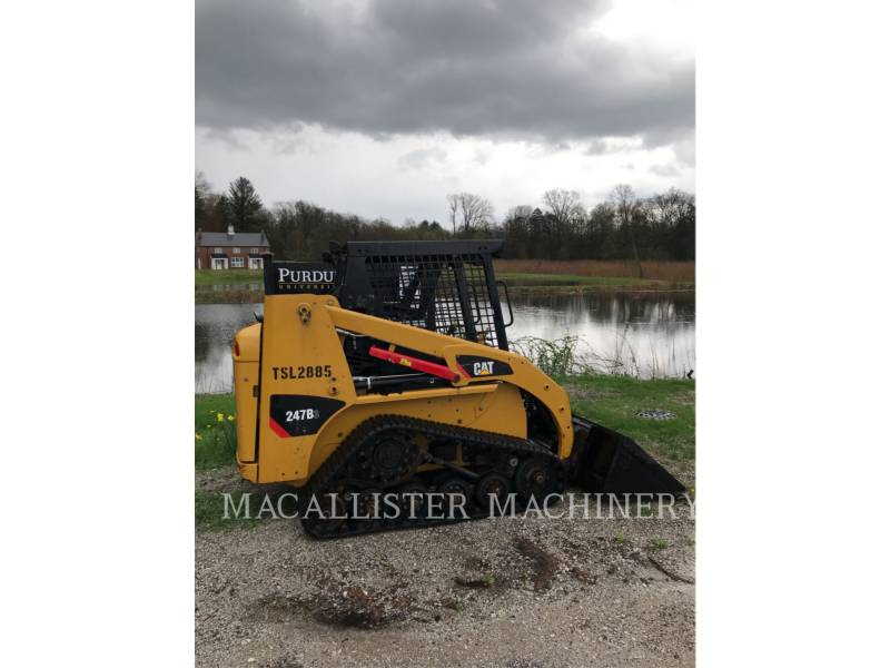 CATERPILLAR CARREGADEIRAS TODO TERRENO 247B3 equipment  photo 1