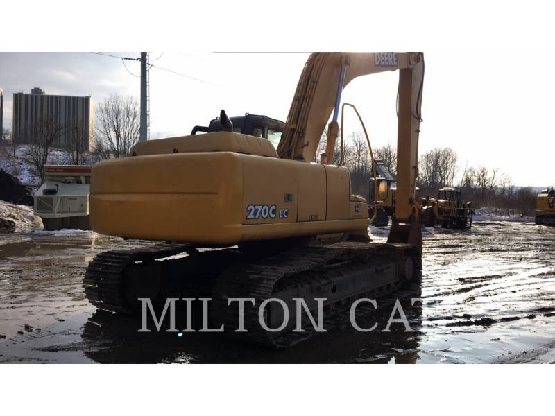 JOHN DEERE TRACK EXCAVATORS 270C LC equipment  photo 4