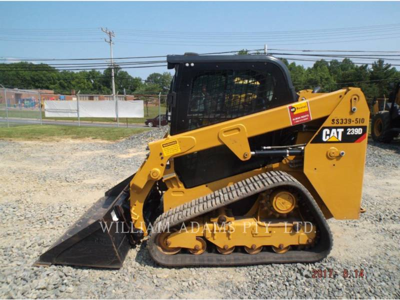 CATERPILLAR CHARGEURS COMPACTS RIGIDES 249D equipment  photo 1