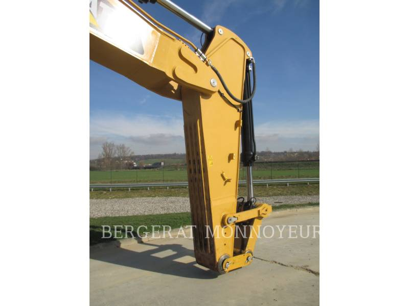 CATERPILLAR KETTEN-HYDRAULIKBAGGER 345D equipment  photo 6