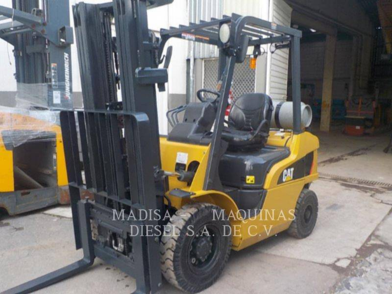 CATERPILLAR LIFT TRUCKS ELEVATOARE CU FURCĂ 2P5000 equipment  photo 1