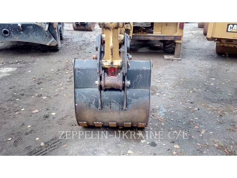 CATERPILLAR RETROEXCAVADORAS CARGADORAS 444F equipment  photo 16
