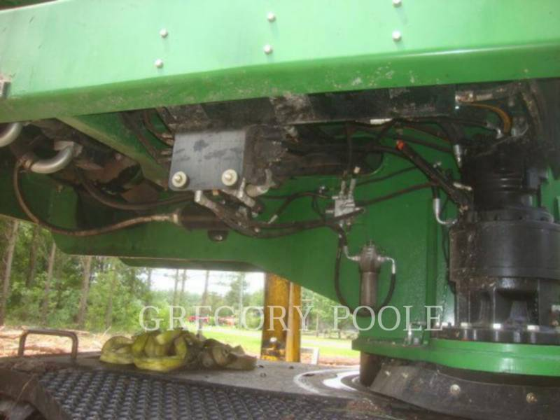 JOHN DEERE FORESTRY - LOG LOADERS 437D equipment  photo 7
