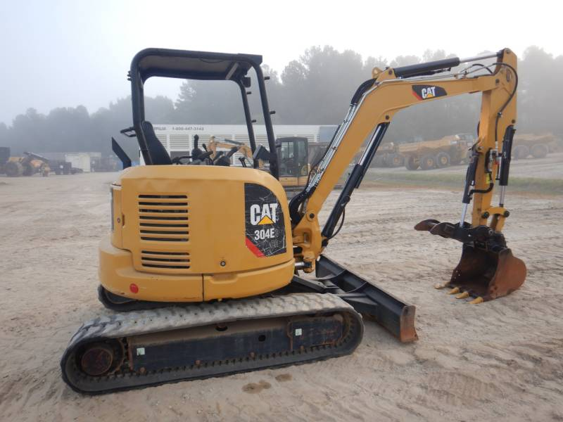 CATERPILLAR ESCAVADEIRAS 304 E2 CR equipment  photo 2