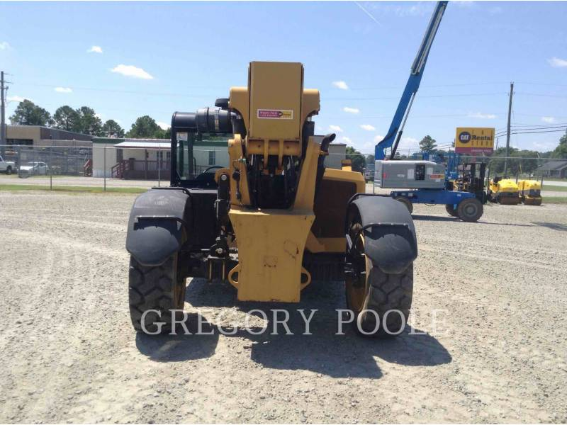 CATERPILLAR MANIPULADOR TELESCÓPICO TL1055C equipment  photo 6