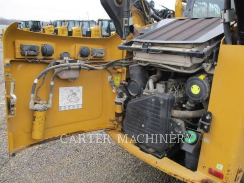 CATERPILLAR MINICARGADORAS 299C ACHF equipment  photo 10