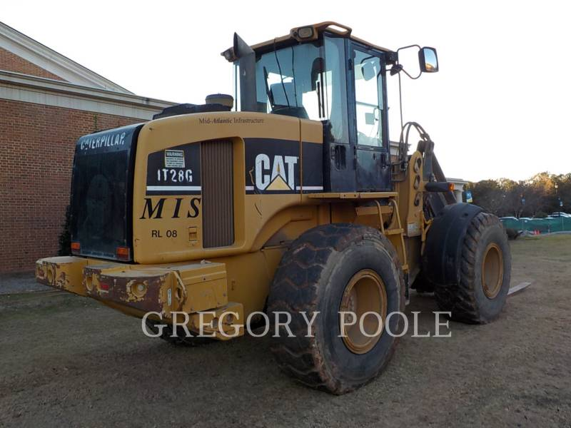 CATERPILLAR WHEEL LOADERS/INTEGRATED TOOLCARRIERS IT28G equipment  photo 10