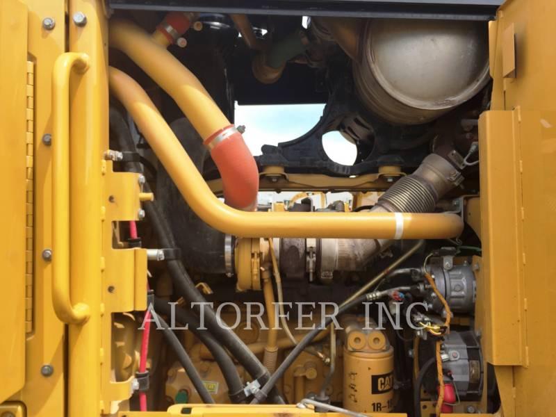 CATERPILLAR MOTORGRADER 140M2 equipment  photo 17