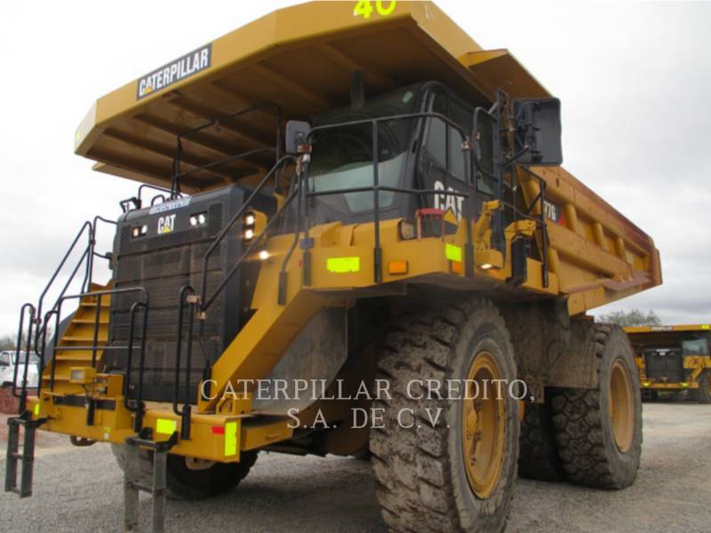 CATERPILLAR CAMIONES RÍGIDOS 777GLRC equipment  photo 1