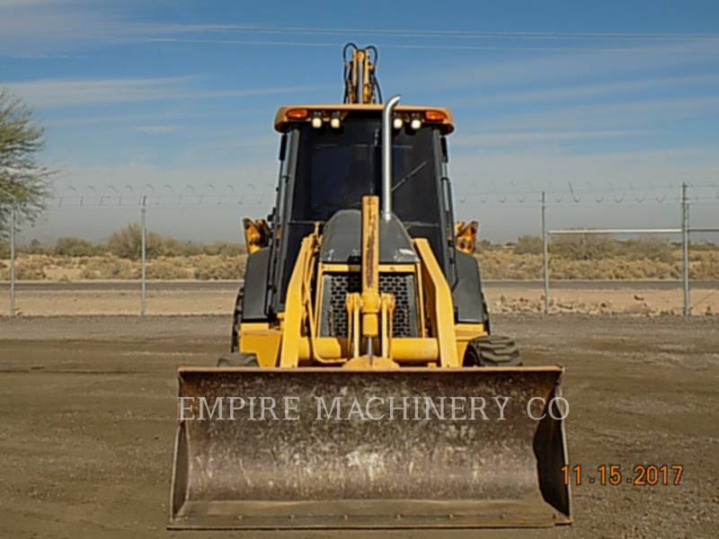 JOHN DEERE BAGGERLADER 410G equipment  photo 8
