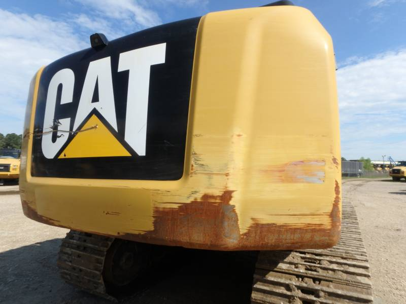 CATERPILLAR TRACK EXCAVATORS 336EL equipment  photo 20