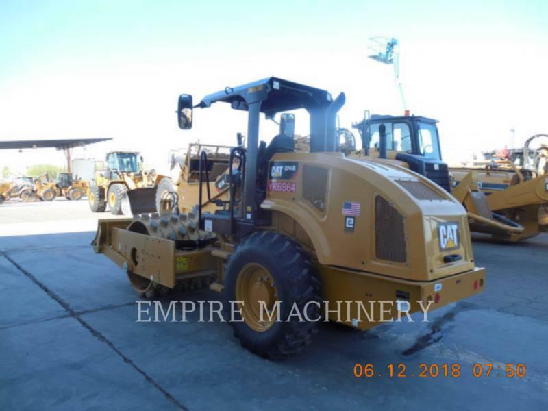 CATERPILLAR SOPORTE DE TAMBOR ÚNICO VIBRATORIO CP44B equipment  photo 3
