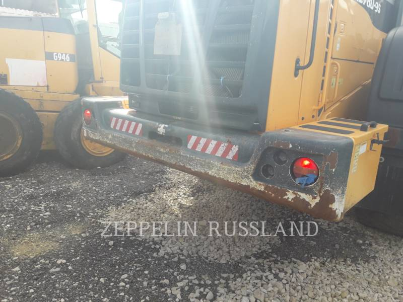 HYUNDAI CONSTRUCTION EQUIPMENT WIELLADERS/GEÏNTEGREERDE GEREEDSCHAPSDRAGERS HL780-9S equipment  photo 17