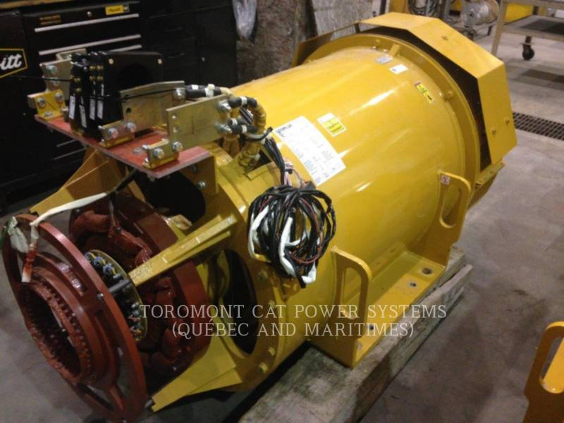 CATERPILLAR SYSTEMBAUTEILE 1500KW, 480 VOLTS, 60HZ, SR5 equipment  photo 1
