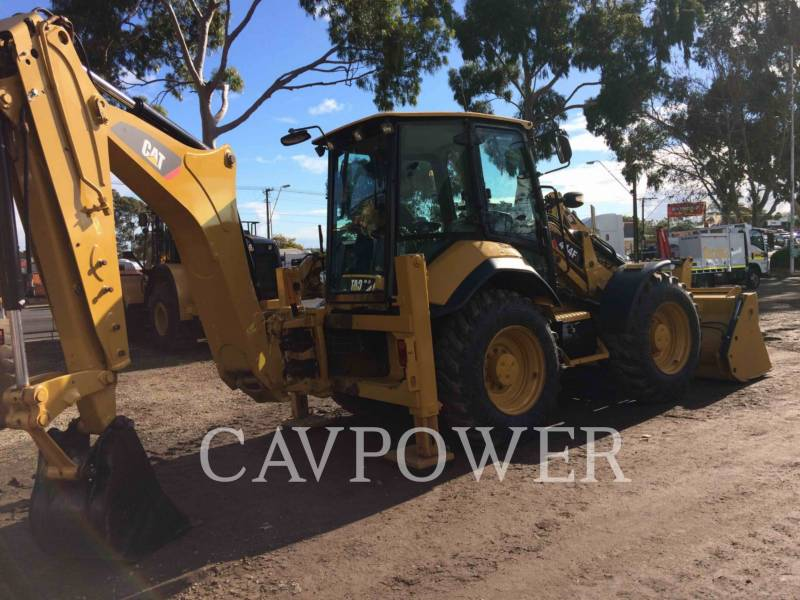CATERPILLAR GRAAF-LAADCOMBINATIES 444F2LRC equipment  photo 3