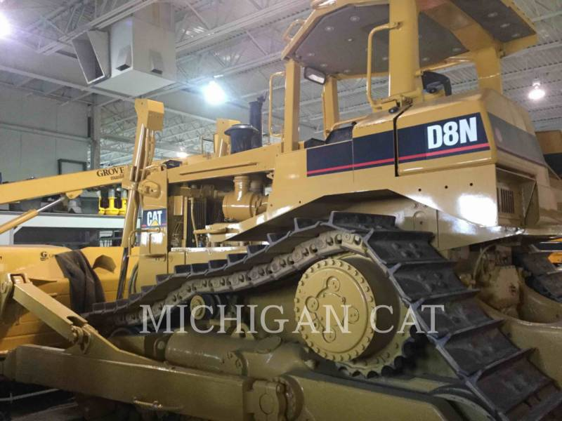CATERPILLAR KETTENDOZER D8N equipment  photo 4