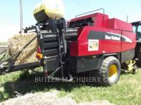 FORD / NEW HOLLAND AG HAY EQUIPMENT BB960A equipment  photo 3