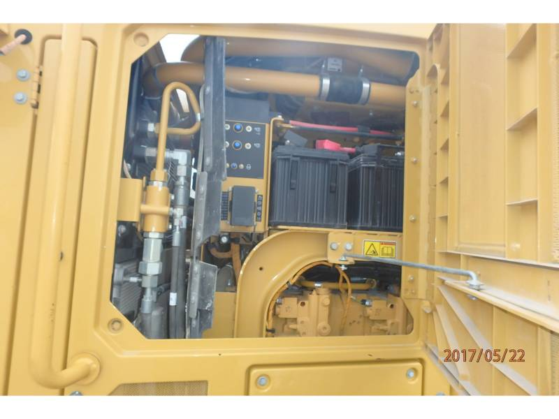 CATERPILLAR NIVELEUSES 160M3AWD equipment  photo 14