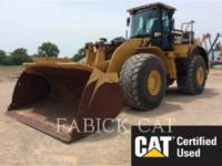 Equipment photo CATERPILLAR 980M PALE GOMMATE/PALE GOMMATE MULTIUSO 1